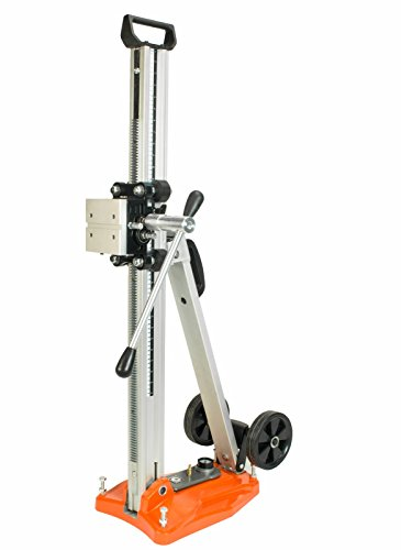 Cayken KCY-650F Aluminum Diamond Core Drill Rig Stand & Vacuum Plate 4.5'' wheels by CAYKEN