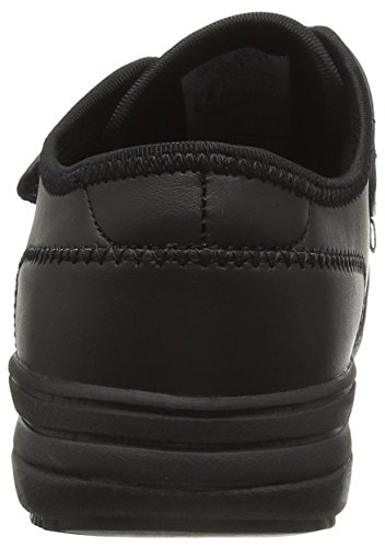 Oxypas Medilogic Emily Slip-resistant, Antistatic Nursing Shoe, Black (Blk), 4 UK (37 EU)