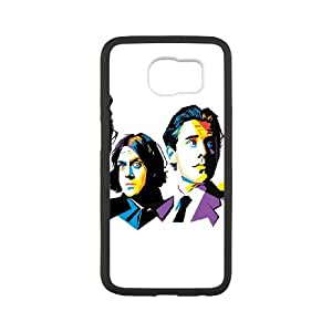 Arctic-Monkeys Samsung Galaxy S6 Cell Phone Case White