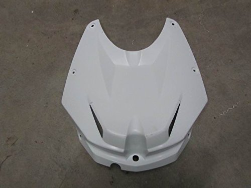 Half Tank Cover (Sportfairings Unpainted Half Tank Cover Fairing For S1000RR 2009-2014 09 10 11 12 13 14 Naked ABS Plastic Injection Bodywork)