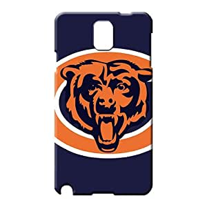 samsung note 3 cases Plastic pictures phone carrying case cover chicago bears nfl football