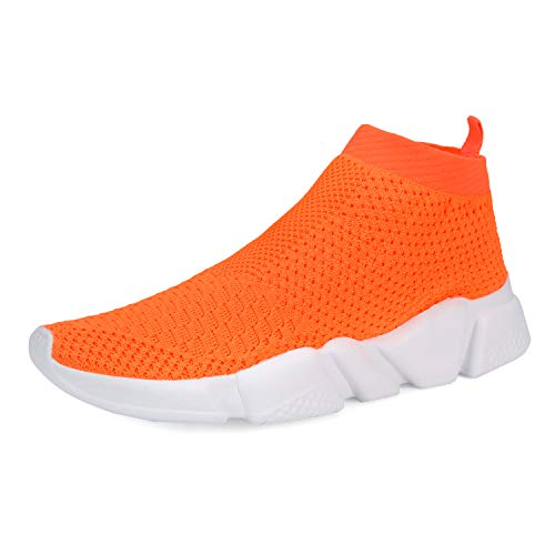 VAMJAM Women's Walking Shoes Slip On Fashion Sneakers Lightweight Breathable Mesh Casual Shoes