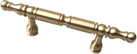 """2.25 4.25/"""" 5.25/"""" Brass Cabinet Handle Drawer Pull 2 1//4 4 1//4/"""" 5 1//4/"""" 58 108 133"""