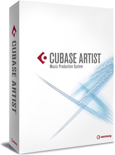 Price comparison product image Steinberg Cubase Artist 9 Digital Audio Workstation (Educational Version)