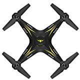 Eletty 2.4G HD Camera FPV WIFI Drone Quadcopter UAV Remote Control Helicopter Real-time (yellow)