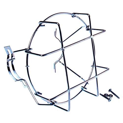 Hubbell-Raco 5615-0 Waterproof Electrical Lamp Holder, Weatherproof Wire Guard (Pack of 5)