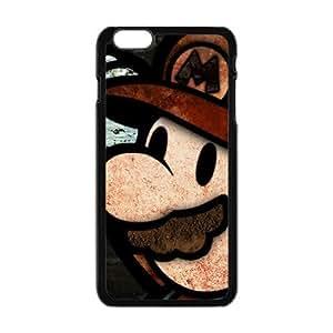 Happy Super Mario Phone Case for iPhone 6 Plus Case by icecream design