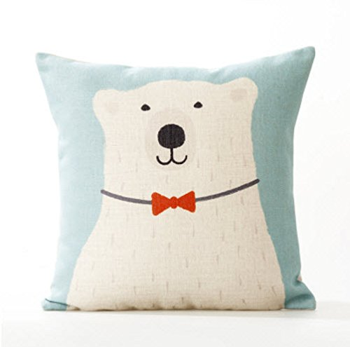 MAYUAN520 Cushion、Decorative Pillows Bunny Bunny Fox, used for sale  Delivered anywhere in USA