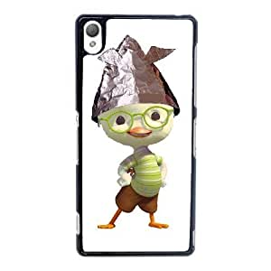 Sony Xperia Z3 Cell Phone Case Black Chicken Little AS7YD3627607