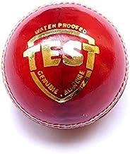 Cricket Ball | Leather | Red | Test Grade | Ikshvaku Cricket Balls…
