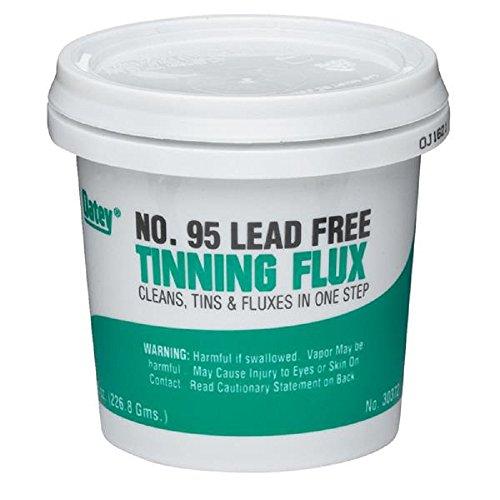 Oatey 30372 No. 95 Tinning Flux, Lead Free 8-Ounce from Oatey