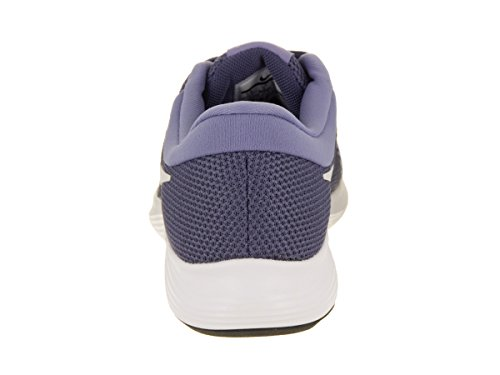 Slate Purple Pure Running Platinum Revolution Shoe Women's NIKE 4 Wide Recall Blue x4661S