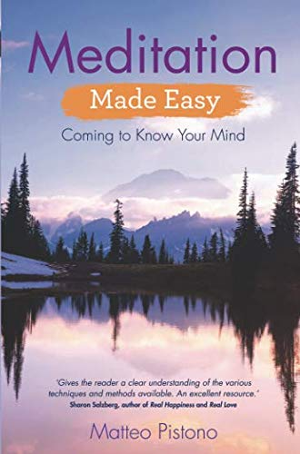 Top recommendation for meditation made easy by matteo pistono