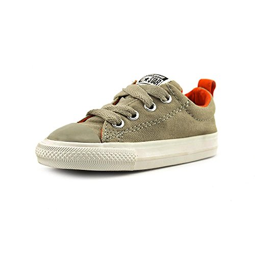 Converse Chuck Taylor All Star Street Infants Shoes Size Silver/Terra