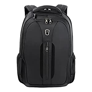 SLOTRA Computer Backpack 15.6 Inch Anti-theft Business Water Resistant Laptop Backpack for Men Women