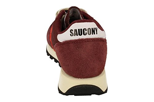 Red Trainers Red Original Jazz Burgundy Saucony Vintage WCpqwaxY