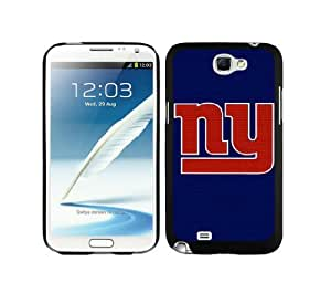 WOWCASE New York Giants NFL Rugged Case for Samsung Galaxy Note 2 Sport Fans Samsung Note 2 case-Christmas Gift