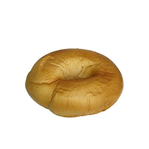Plain Bagel, Artificial Bread Fake Foods