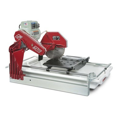 1.5 HP 10 in. Wet Cutting Tile Saw (10 Inch Tile Saw)