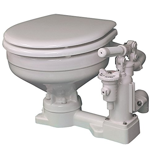 h Toilet With Soft-Close Lid - P101 ()