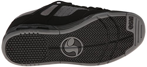 Herren Grau Top DVS Shoes Enduro Low Schwarz Nubuk Heir TqBaBw7H