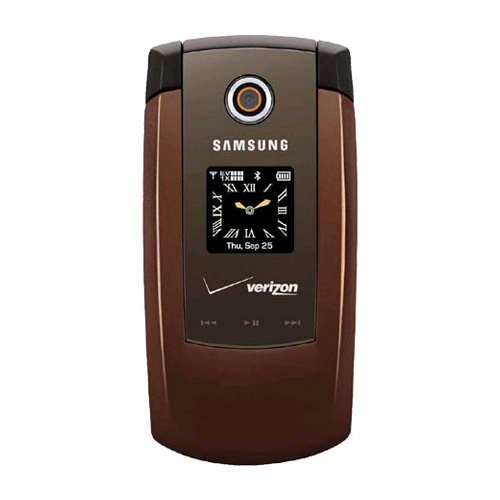 Price comparison product image Verizon Samsung Renown U810 Replica Dummy Phone/Toy Phone Bulk Packaging, Brown