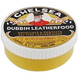 REUSCH 7960 Chelsea Leather Food - Clear
