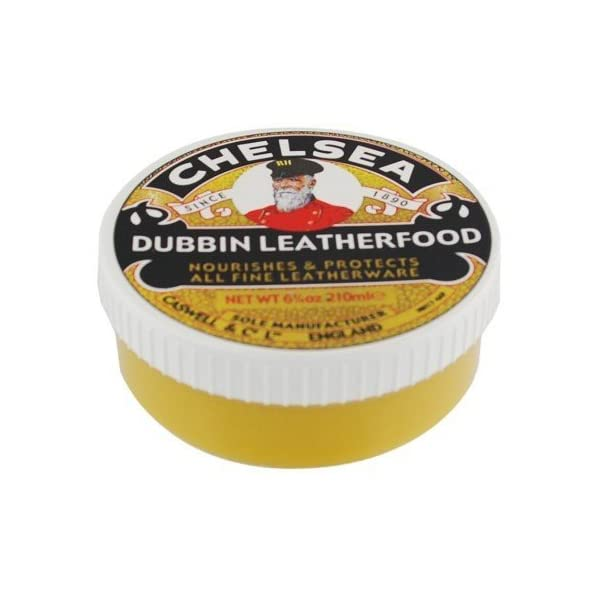 REUSCH Chelsea Leather Food Nourishes & Protects 1