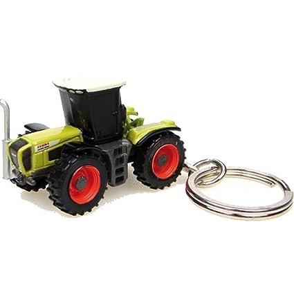 Amazon.com: Claas Xerion 3300 Tractor llavero: Toys & Games