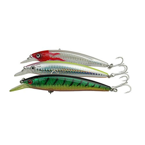 TSURINOYA 110MM13g Trulinoya DW03 Minnow Fishing Lures Hard Bait