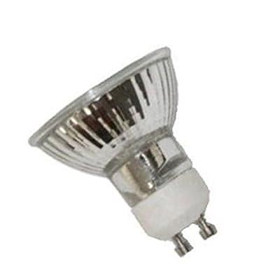 (8)-Pack for Broan QP430SS Range Hood 50W MR-16 GU10 120V 50-Watts 50 Watt Precision Halogen Light Bulbs Anyray