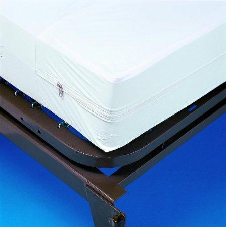 Zippered Mattress Cover, Matt Cvr Zippered 36X80X6, (1 PACK, 12 EACH) - Invacare Zippered Mattress Cover