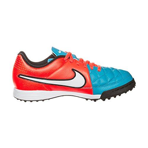 Nike Tiempo Genio TF Herren Fußballschuhe NEO TURQ/WHITE-HYPR CRMSN-