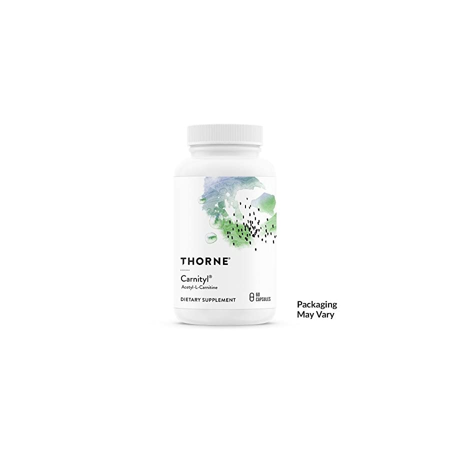 Carnityl 60 Capsules by Thorne Research