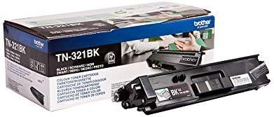Brother Original Tonerkassette TN-321BK schwarz (für Brother DCP-L8400CDN, DCP-L8450CDW, HL-L8250CDN, HL-L8350CDW, MFC-L8650CDW, MFC-L8850CDW)