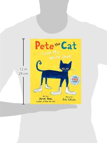 7c7ffaf1a32ad Pete the Cat: I Love My White Shoes: James Dean, Eric Litwin:  9780061906220: Amazon.com: Books