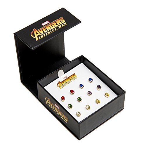 marvel earrings for men - 5