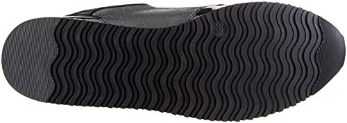 Black Metallic Loafers Black 9 Women's 21 24605 091 91 9 Caprice p1z0BqY