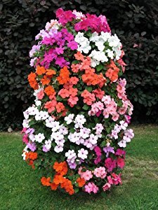 - 3FT. FLOWER TOWER - MADE IN EUROPE