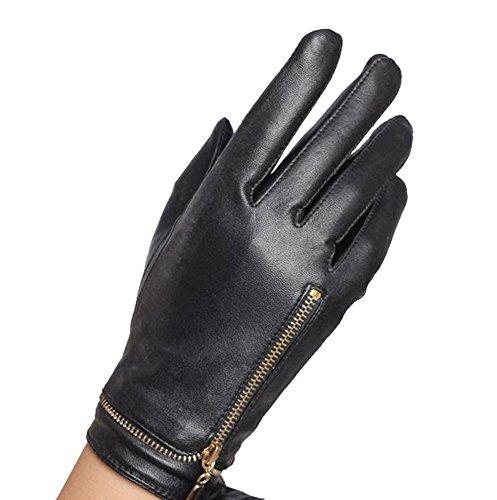 Lemontree Damen Winter sheep Leder Handschuhe Mit Touchscreen Funktion XST-220