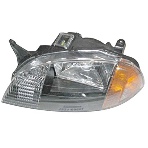 Aftermarket Fits 98-01 Chevy Metro; 98-01 Suzuki Swift Left Driver Headlamp Unit