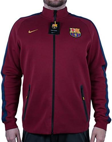 Nike – Chaqueta de chándal 2015 – Authentic N98 – FC Barcelona ...