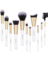 Docolor Makeup Brushes 11Pcs Premium Make up Brush Set...