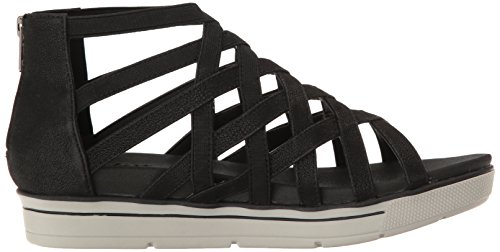 Cali Sandali Nero Gladiatore Sass And Donna Strut Skechers Black Swag dXxfqvd8