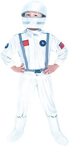 Partilandia Disfraz Astronauta Plateado niño Infantil para ...