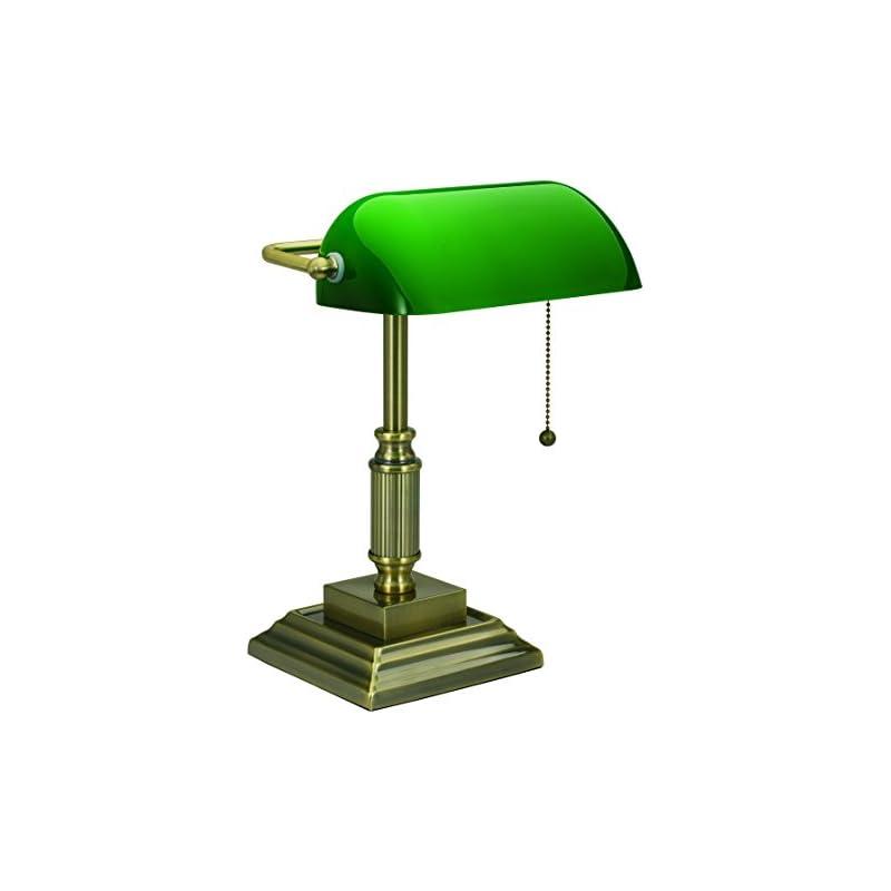 V-LIGHT Traditional Style CFL Banker's D
