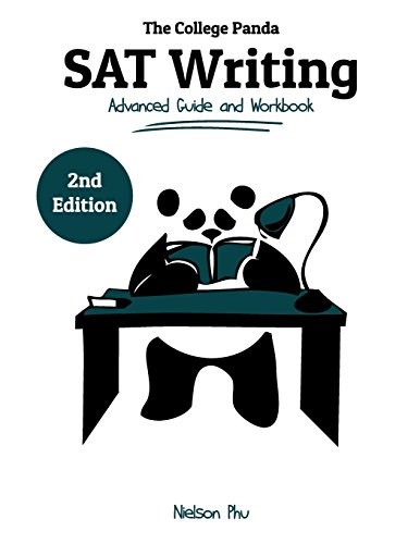 Pdf Test Preparation The College Panda's SAT Writing: Advanced Guide and Workbook