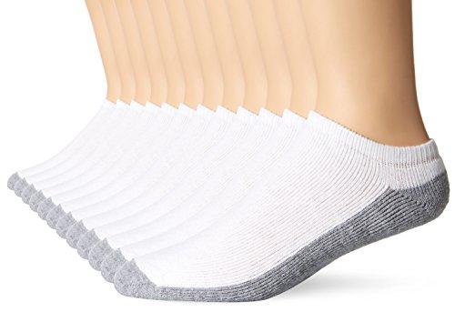 Full Cushion No Show Socks - 5