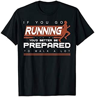 ⭐️⭐️⭐️ If You Go Running With Me , Go Running  Need Funny Tee Shirt Need Funny Short/Long Sleeve Shirt/Hoodie