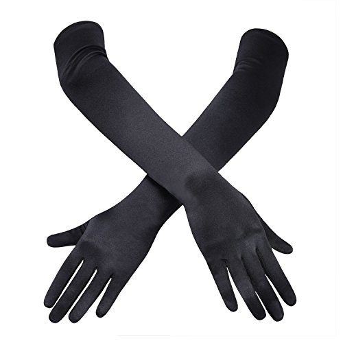 PrettyGuide Length Gatsby Wedding Gloves product image